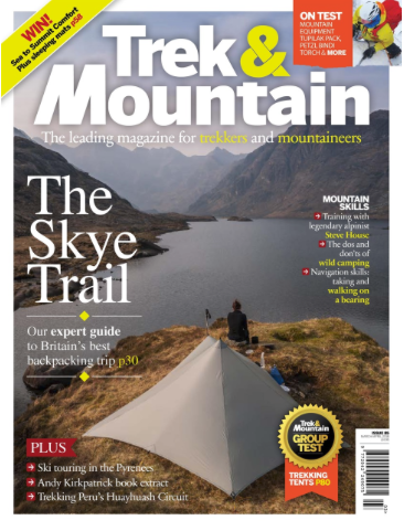 Cover image - Trek and Mountain
