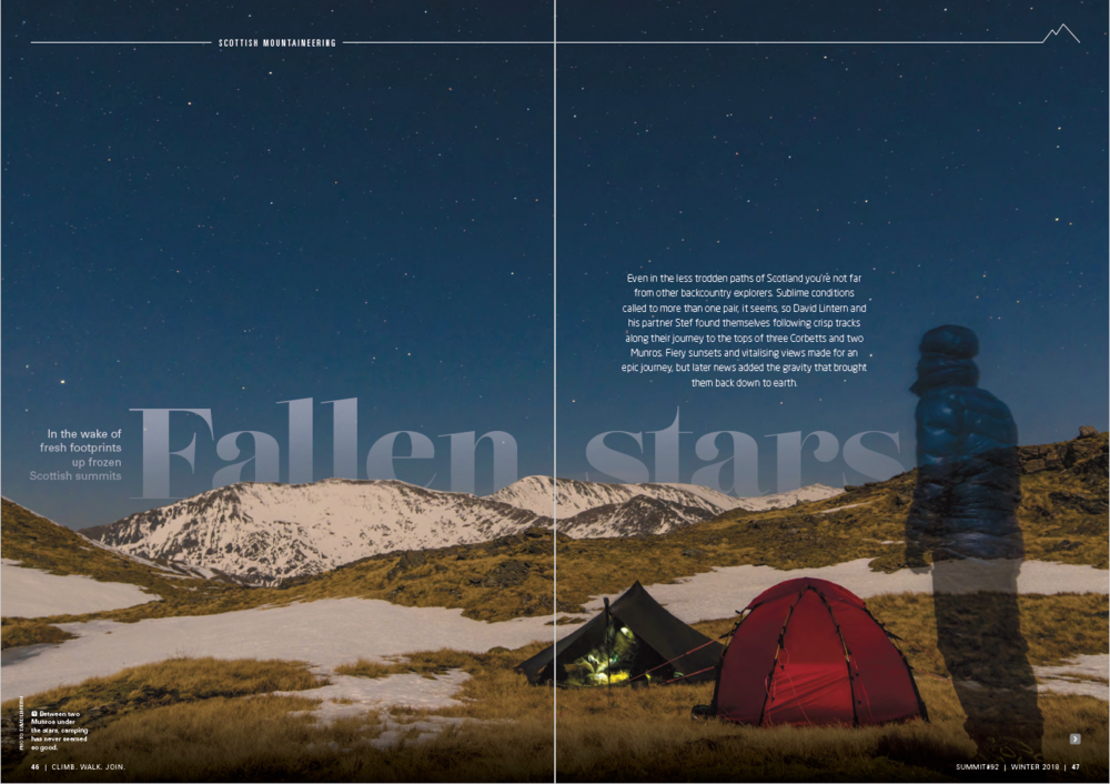 Feature, Summit Magazine