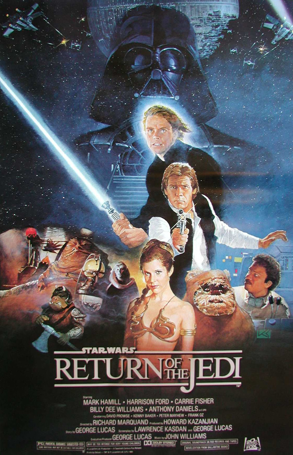 Star Wars Episode VI Return of the Jedi (1983)