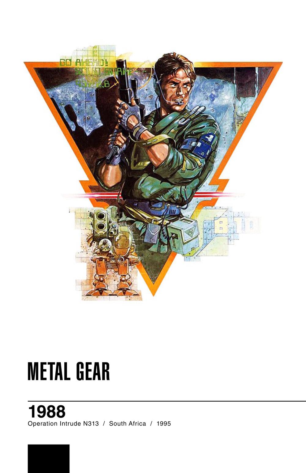 Metal Gear (1988)