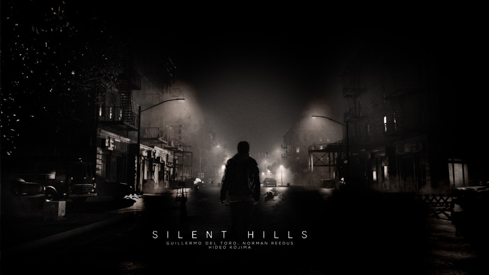 Silent Hills promo art