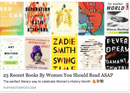 Books By Women