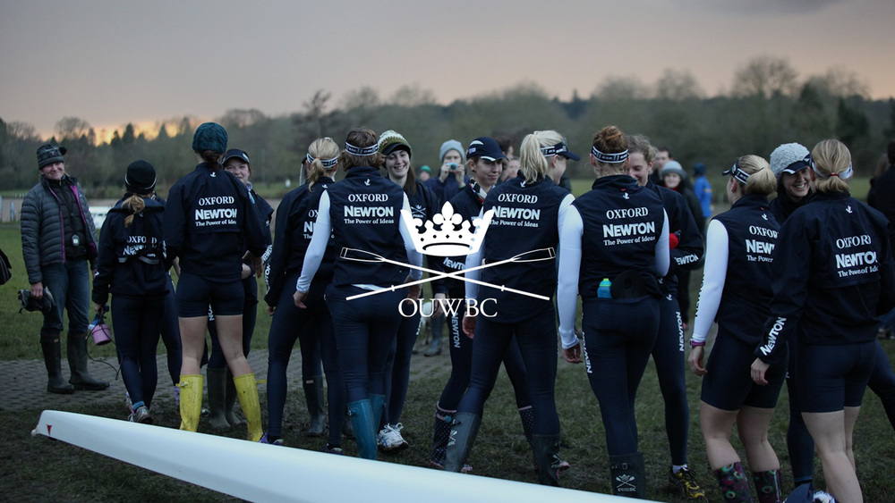 Oxford University Women's Boat Club   Going the distance with Oxford