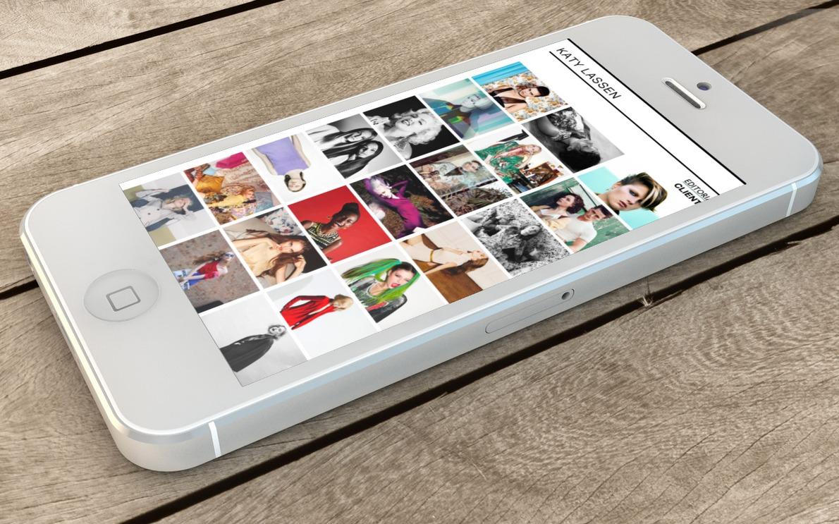 Katy Lassen mobile