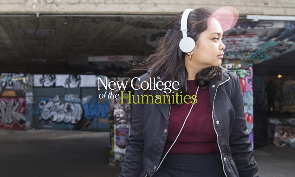N  ew College of the Humanities   A New Era For Higher Education