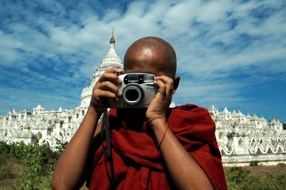 Camera Monk