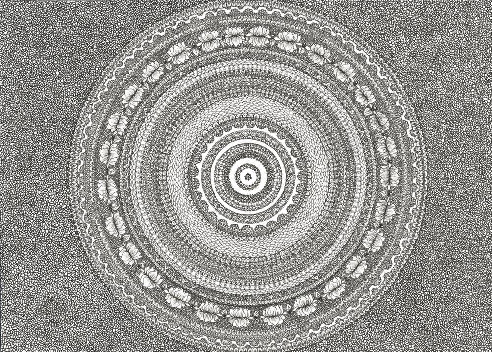 Mandala  ::  Lotus Manadala
