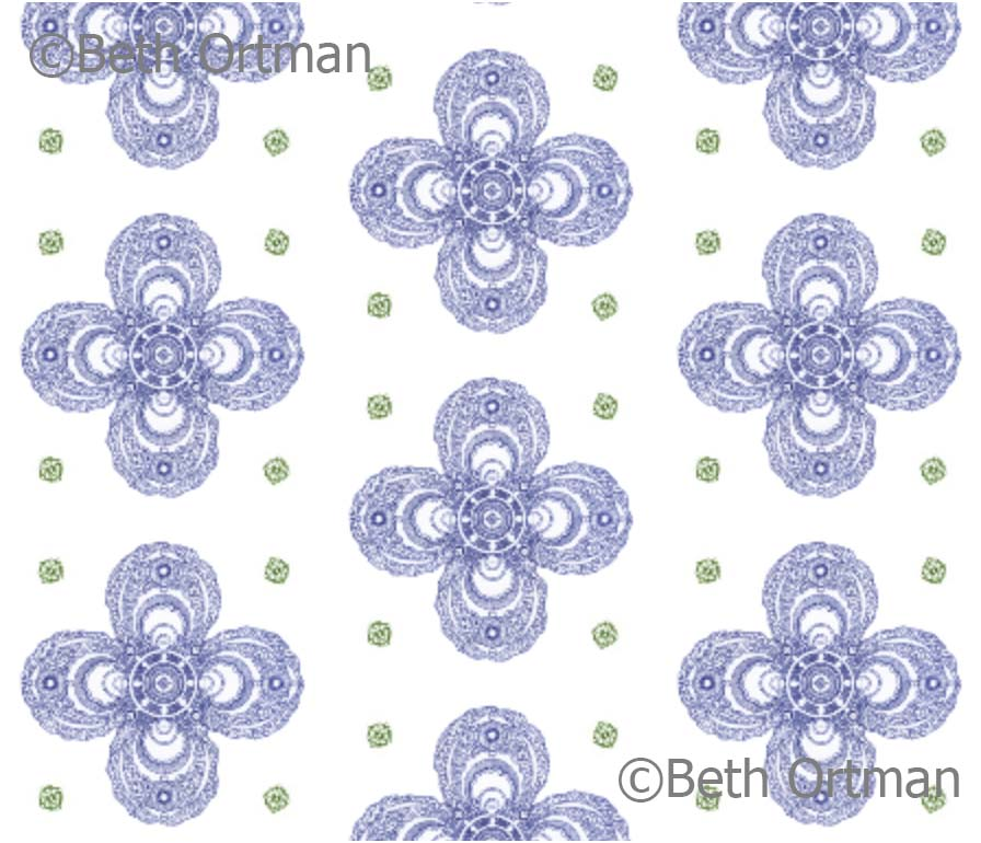 Textile & Surface Design - ©Beth Ortman