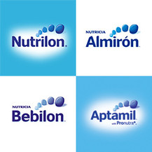 Danone's 4 Key Baby Nutrition Brands
