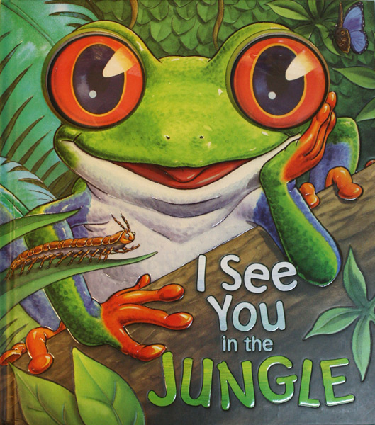 I See You in the Jungle cover