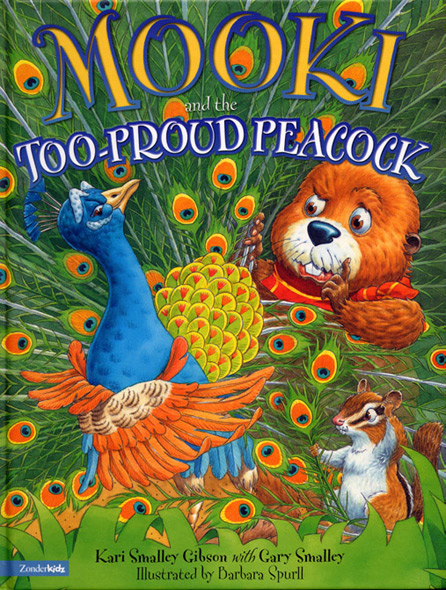Mooki and the Too-Proud Peacock