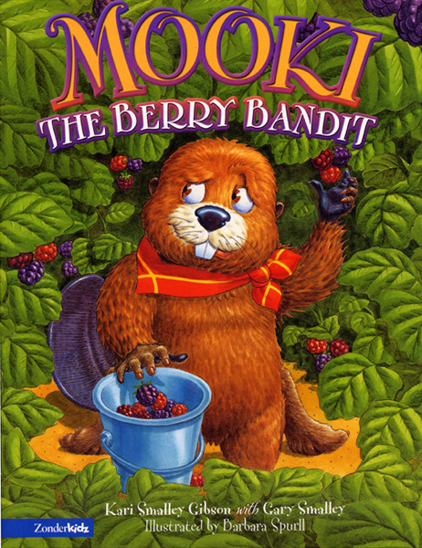Mooki the Berry Bandit