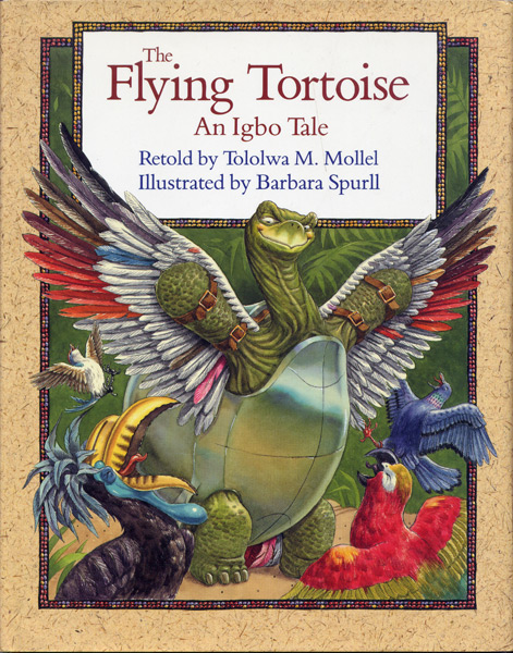 Flying Tortoise cover