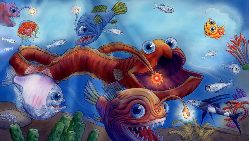Deep Sea spread