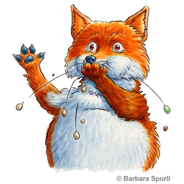 Fox spot