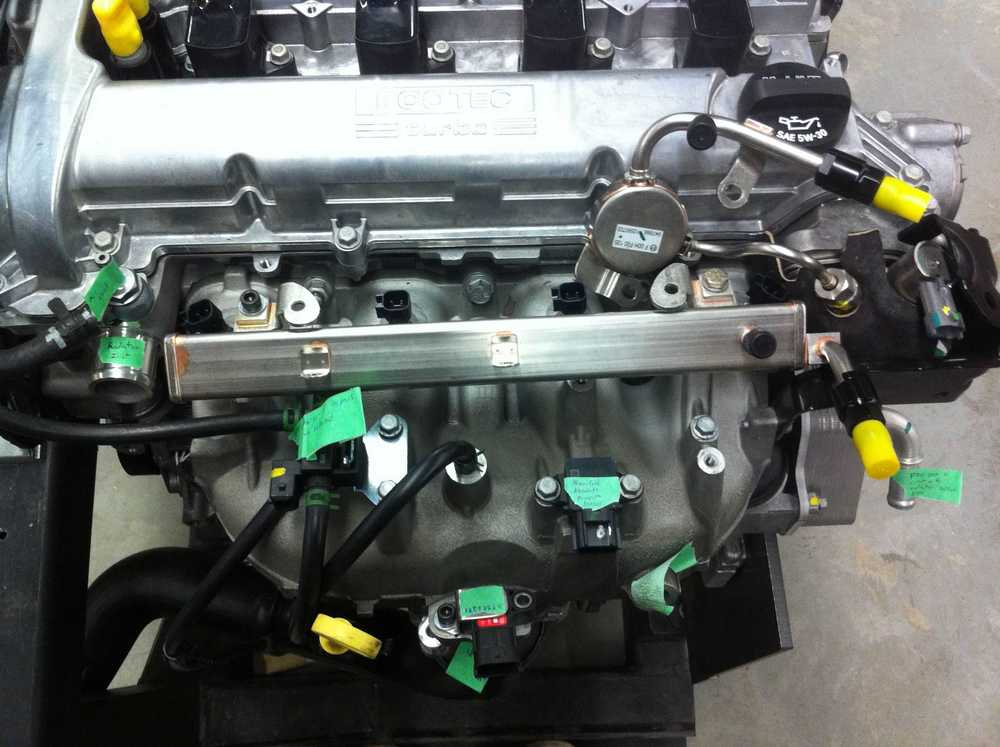 Custom port injectors.