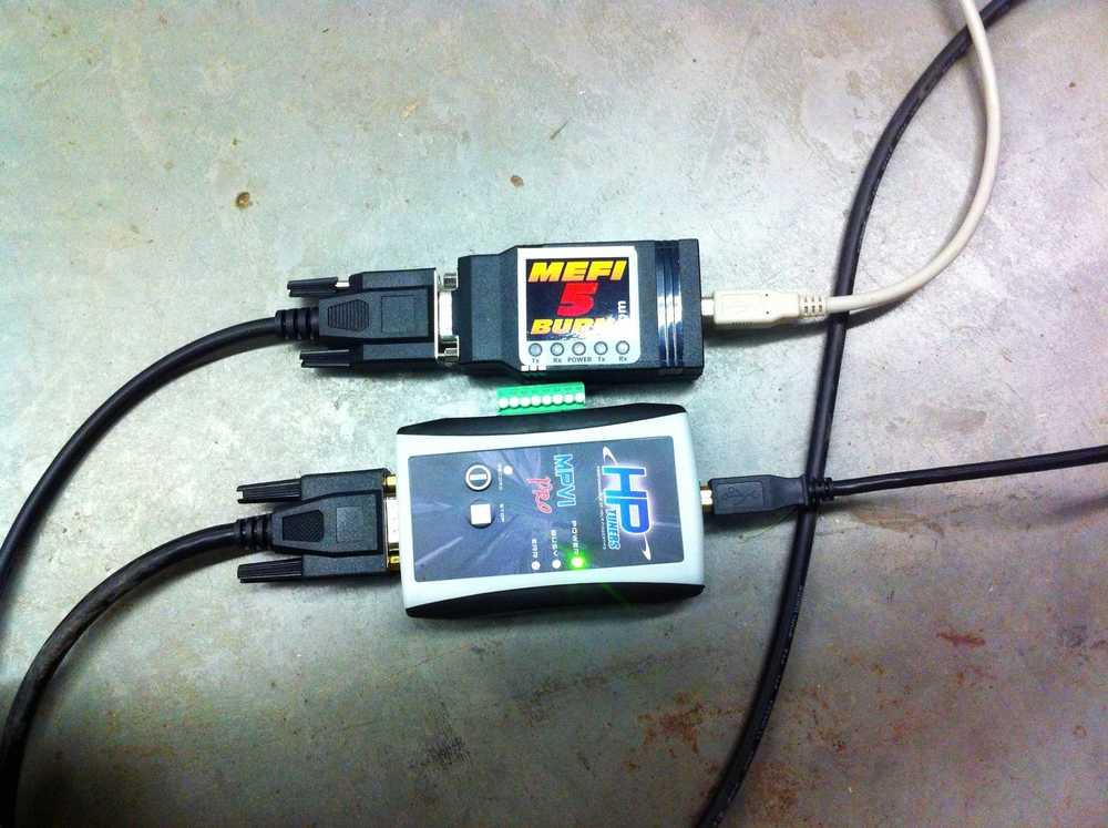 ECU scan tools.