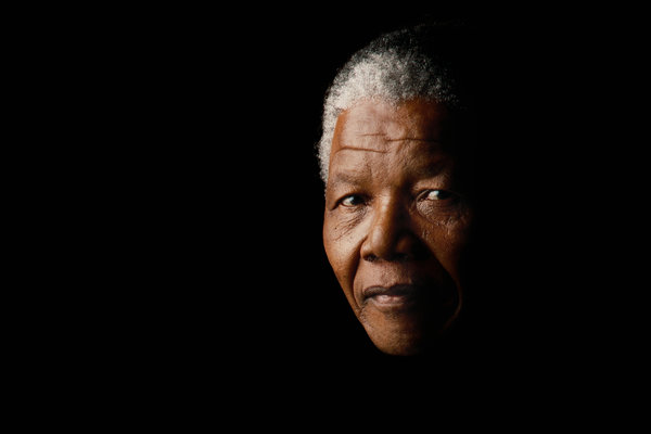 (via  Nelson Mandela, South Africa's Liberator as Prisoner and President, Dies at 95 - NYTimes.com )
