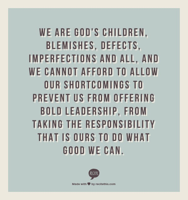 We are God's Children     #BeGoodDoGood