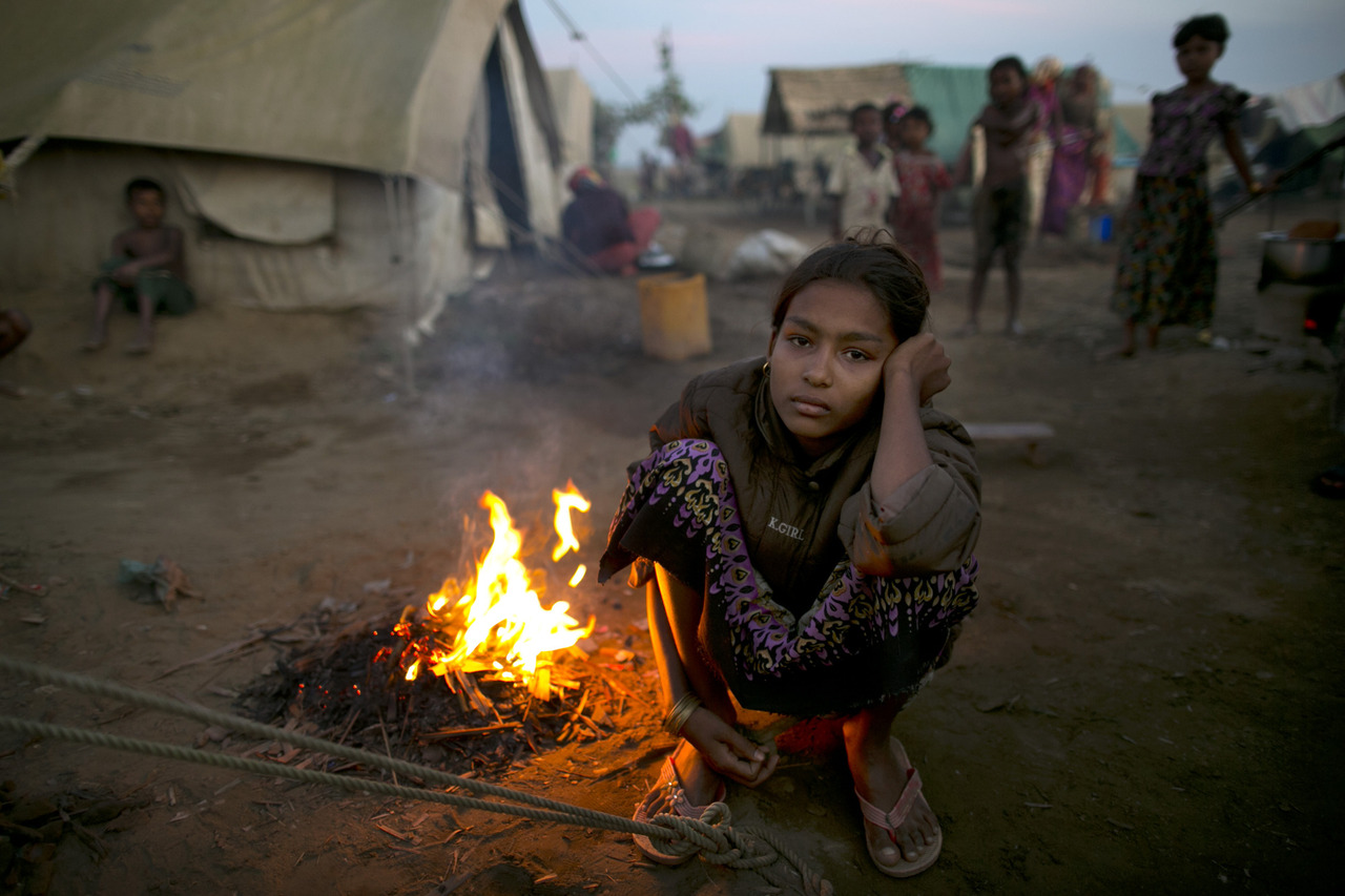 "Burma Accused of 'Crime Against Humanity' Over Persecution of Rohingya By Charlie Campbell, time.com A new report claims Naypyidaw has been methodically oppressing the Muslim minority for decades The Burmese gov­ern­ment's treat­ment of the Rohingya eth­nic minor­i­ty is tan­ta­mount to a ""crime against humanity,"" accord­ing to a new report…"