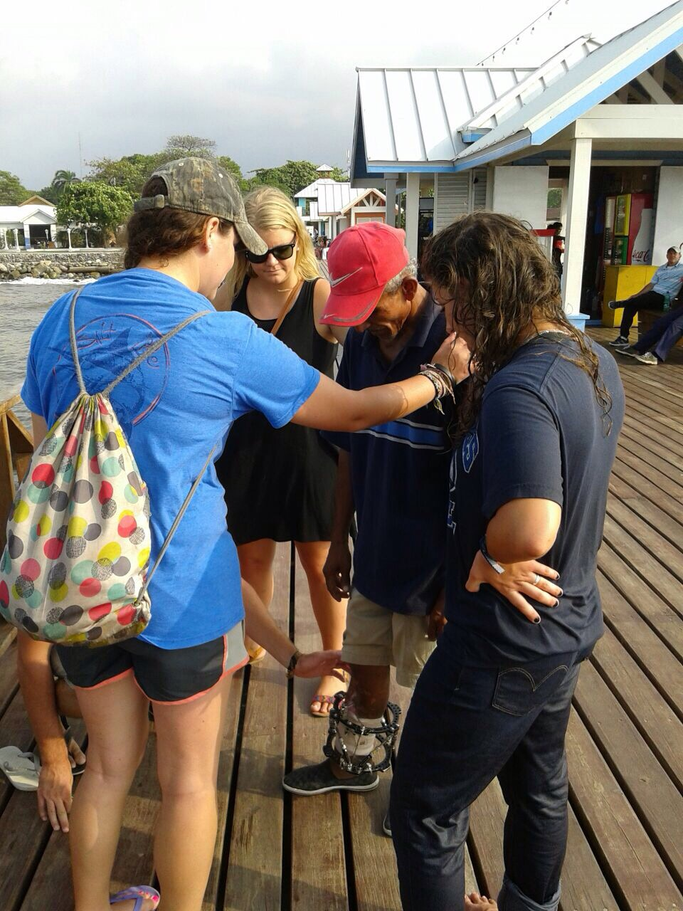 World Race Team in La Ceiba with Connect Global