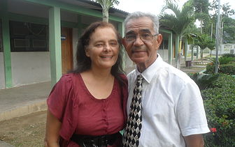 David and Dialis Romero founded Proyecto Alcance and the Little Lambs Children's Refuge in 2003. Connect Global is proud to be partnering with this mission.