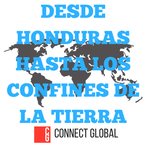 """Desde Honduras hasta los confines de la tierra"". - ""From Honduras to the ends of the earth""   Therefore go and make disciples of all nations, baptizing them in the name of the Father and of the Son and of the Holy Spirit. MATTHEW 28:19"