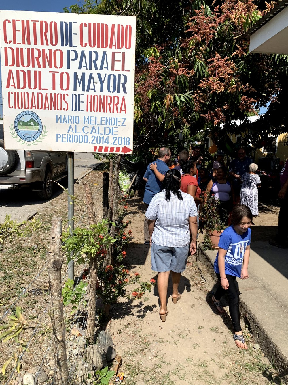 Connect Global is always looking for new ways to connect with and impact citizens of all ages in Honduras.