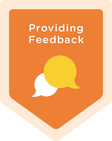 Challenge Two: Providing Feedback
