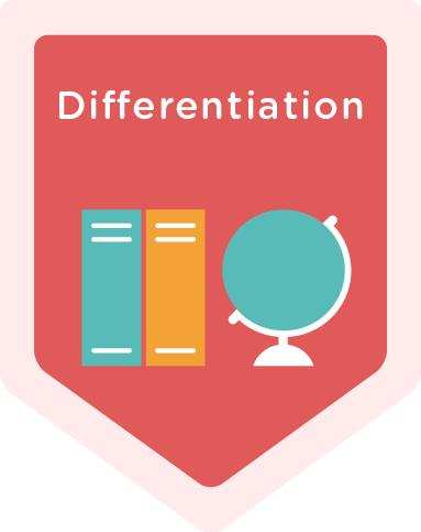 Challenge: Differentiation