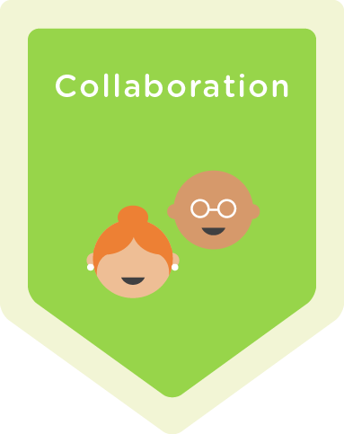 Justin Johanson Classkick Certification Collaboration Challenge Badge