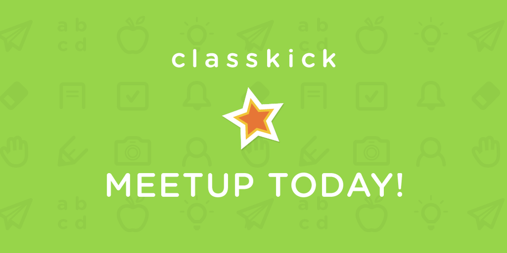 Meetup Today!