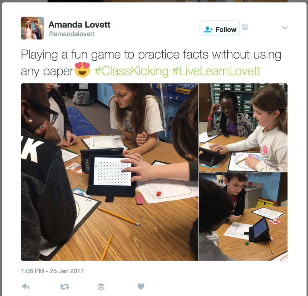 Amanda Lovett