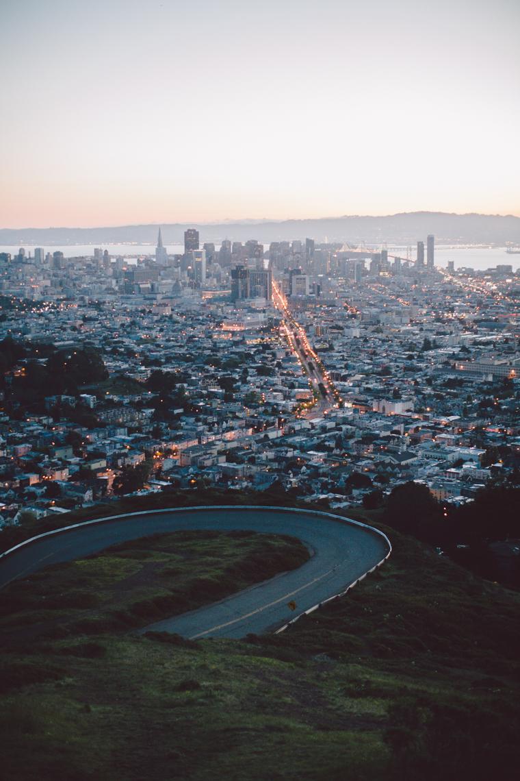 JENIFER + BILL ENGAGEMENT SAN FRANCISCO, CALIFORNIA