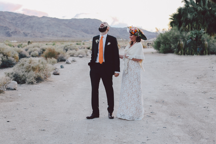 Becca & Justin- Joshua Tree, California