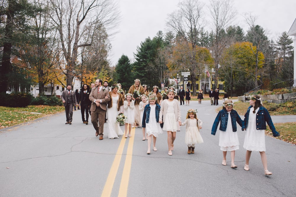 grafton vermont wedding