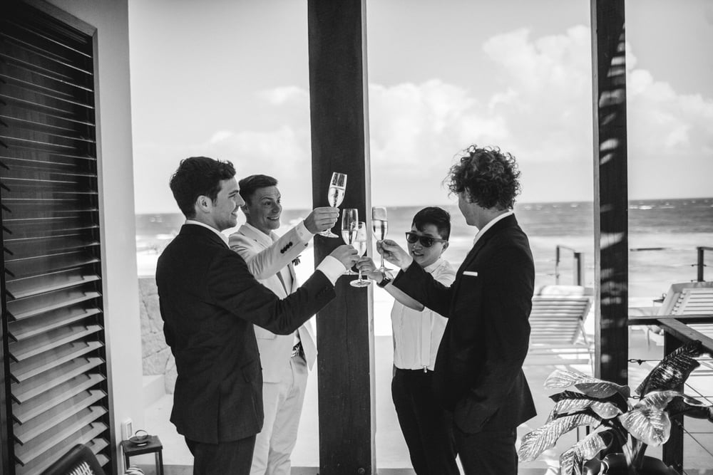 tulum wedding gay lgbt