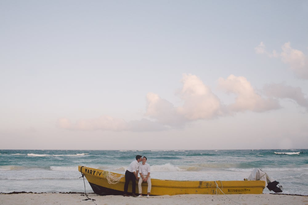 tulum wedding gay wedding lgbt