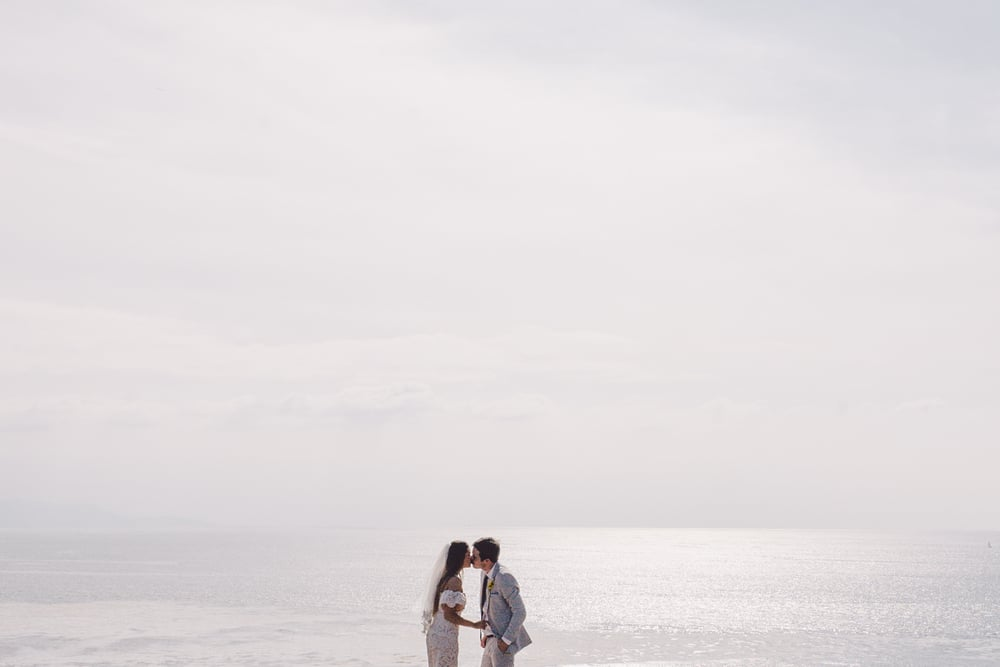 palos verdes cliff wedding