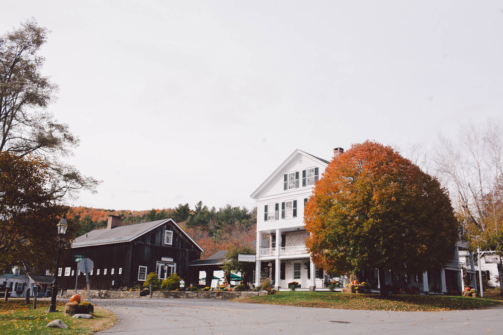 Grafton Inn Vermont Destination Wedding