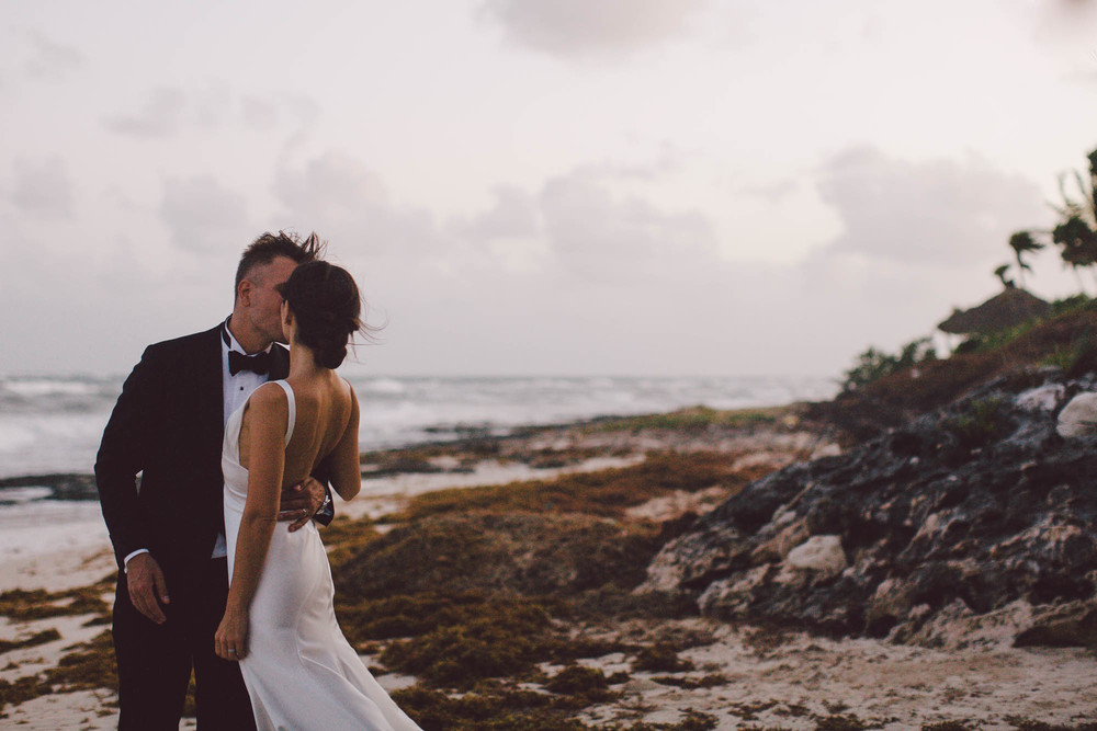 destination wedding papaya playa tulum mexico