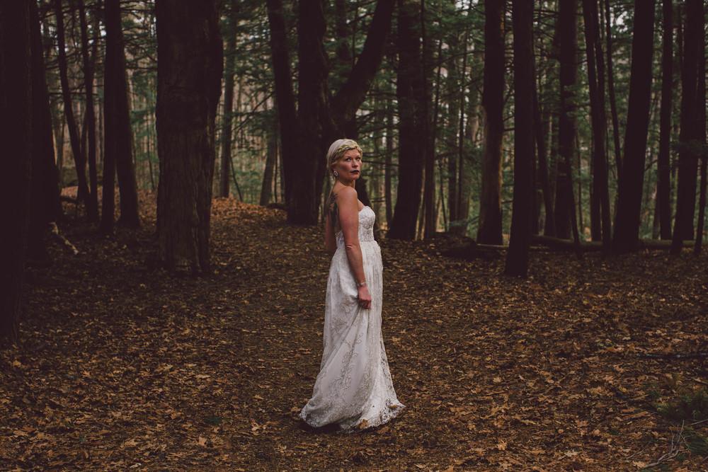 vermont bride boho sarah seven woods