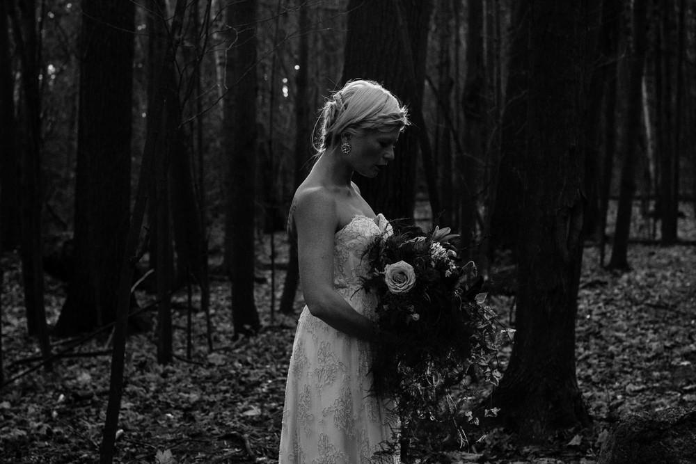 vermont bride woods sarah seven wedding