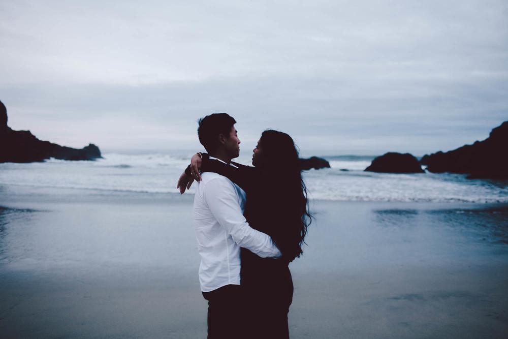 Big Sur, California Engagement Grace + ChrisView Story