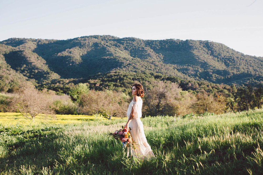 Ojai, California Elopement Savana + JakeView Story
