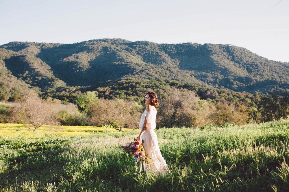 Ojai, California Elopement   Savana + Jake  View Story