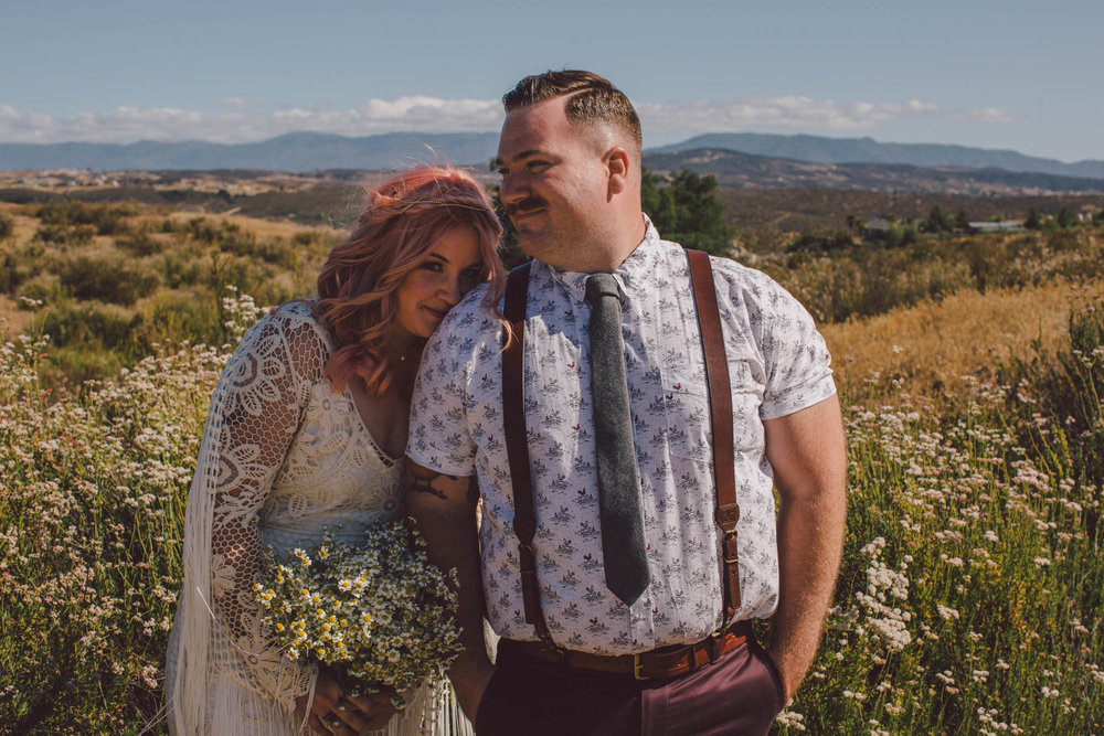Wolf Feather Honey Farm, California Wedding   Shannon + Sean  View Story