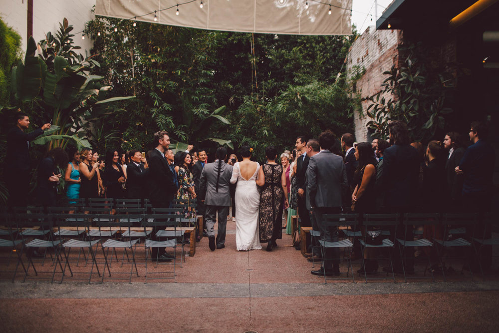 dtla los angeles arts district millwick hipster wedding