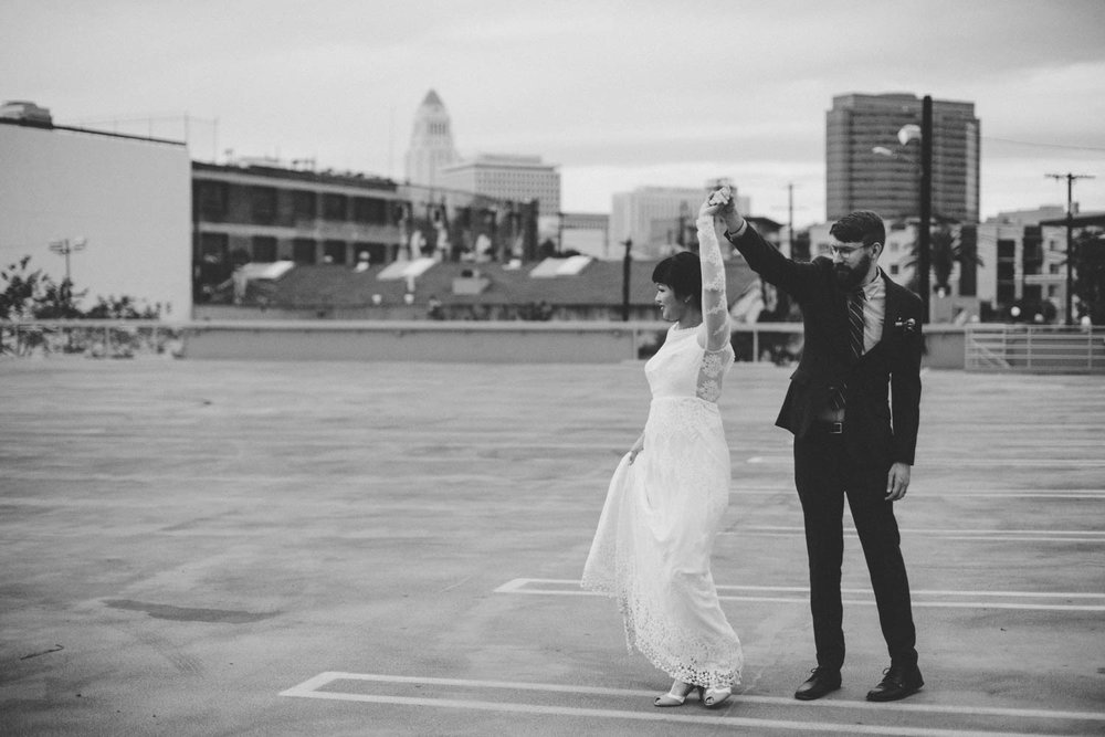 Los Angeles, California Wedding   Mimi + matthew  View Story