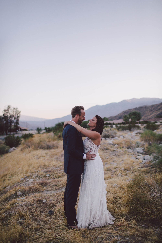 korakia pensione palm springs wedding photography